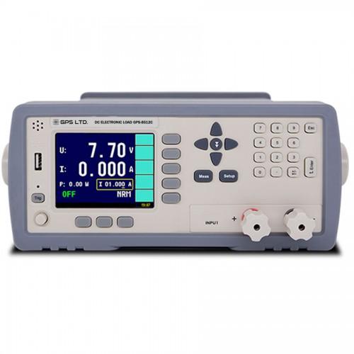 دستگاه DC Electronic Load رومیزی مدل GPS-8512C