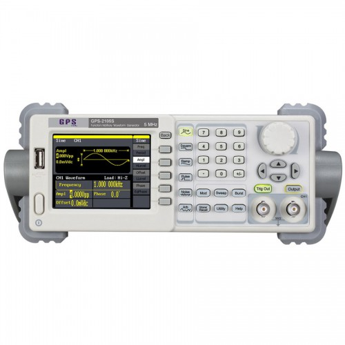 فانکشن ژنراتور تک کاناله  5MHz مدل  GPS-2105S