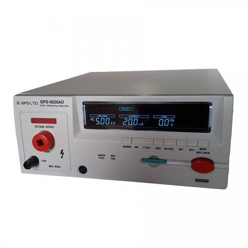 دستگاه تست عايقي AC/DC Hipot Tester مدل GPS-5020AD