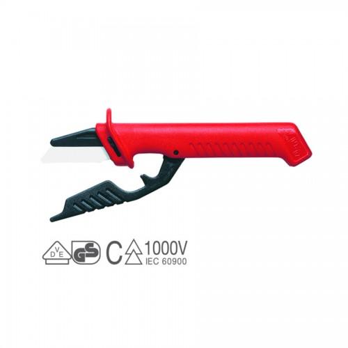 چاقوی روکش بردار کابل مدل AV3930 از جنس سرامیک