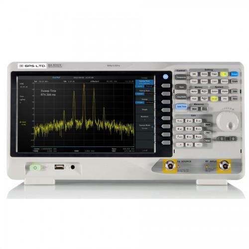 اسپکتروم آنالایزر رومیزی 3.2GHz مدل GPS-SA3032X